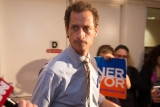 Nuzzi said Weiner, seen Tuesday, mistakenly called her and several other interns 'Monica.' 45605