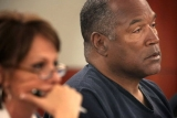 O.J. Simpson wins parole in robbery case 45618