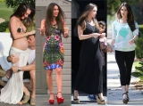 Megan Fox's Best Pregnancy Looks—See the Pics! 45696