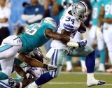 Miami Dolphins vs. Dallas Cowboys: Notes and Observations 45720