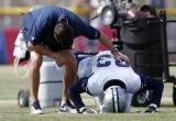 Dallas Cowboys rookie WR Terrance Williams says he doesn't have a concussion and expects to play at Oakland 45723