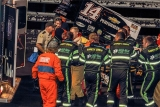 Tony Stewart breaks leg in Iowa sprint car wreck; Max Papis to fill in at The Glen 45804