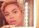 'She had thick long hair': Beyonce's hairstylist reveals weave-wearing singer possessed REAL flowing tresses before pixie crop 45865