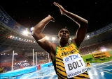 Bolt could be ready to chill out after yet another easy win, says legend Wells 45932