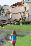 Guests who escaped with their lives recall resort villa slowly being swallowed up 45964