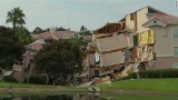 Florida sinkhole swallows parts of resort near Disney World 45966