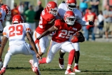 Jamaal Charles injury: Chiefs RB day-to-day with foot strain 45968