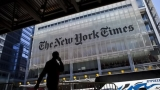 New York Times website returns online 46004