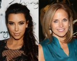 Kardashian rips Katie Couric on Facebook after getting diss along with baby gift 46079