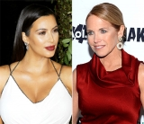 "Kim Kardashian Blasts Katie Couric's Gift to North West: ""I Hate Fake Media Friends"" 46083"