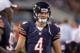 Chicago Bears quarterback Matt Blanchard fractures knuckle 46093