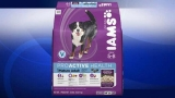 Iams dog and cat food recalled for salmonella 46097
