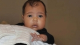 Kanye West unveils photo of daughter North West 46233