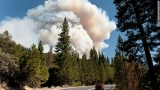 Yosemite fire: Blaze spreads to national park, threatens homes 46240