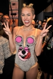 Miley Cyrus takes off her clothes and enters our teddy-bear themed nightmares 46265