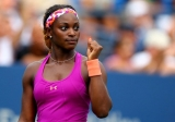 U.S. Open, Day 1: Sloane Stephens survives a first round scare as the Williams sisters advance 46306