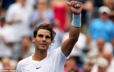 Nadal makes happy return to New York as world No 2 cruises to first-round victory 46307