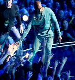 Kanye West Does Surprise Performance at MTV VMAs, His First Since North's Birth 46312