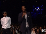 Jason Collins and A$AP Rocky Share Awkward Moment on VMA Stage 46331