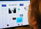 Hackers take down New York Times website; 'Syrian Electronic Army' claims credit 46355