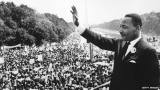 US marks Martin Luther King 'I have a dream' speech 46388