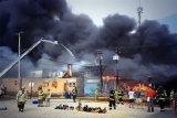 Raging fire strikes at the heart of Sandy-hit NJ town 46418
