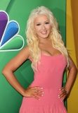 Xtina Rocks Toned Figure On Jay Leno 46514