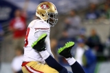 Aldon Smith hit a tree, drunk, with weed and pills in the car, per report 46553