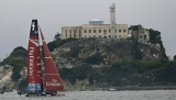 Low winds rob Team NZ of America's Cup victory 46564