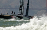 Wind Delay Takes Air Out of America's Cup for Third Consecutive Day 46565