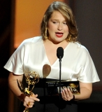Emmys 2013: Merritt Wever wins Supporting Actress in a Comedy for 'Nurse Jackie,' delivers non-speech 46621