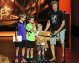 Will-arious Ferrell and sons get stars giggling at Emmys 46666
