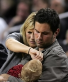 Former basketball star who had son with quarterback Matt Leinart has second child with LA Clippers' Blake Griffin 46673