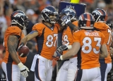 Broncos get down to AFC West business 46674