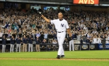 Mariano Rivera says goodbye to Yankee Stadium 46832