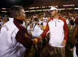 USC fires Lane Kiffin; Orgeron is interim coach 46897