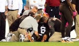Browns QB Brian Hoyer suffers knee injury; torn ligament? 47057
