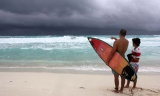 Hurricane watches issued as tropical storm Karen threatens Gulf coast 47062