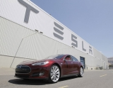 Tesla shares continue to fall on report of battery fire in Model S 47079