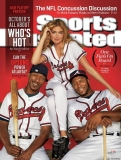Kate Upton's Latest Sports Illustrated Cover Doesn't Feature A Swimsuit 47081