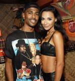 "Naya Rivera's Fiance Big Sean Is a Big Glee Fan: ""I Like How They Touch on Real Issues"" 47087"