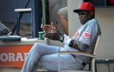 Reds fire manager Dusty Baker 47088