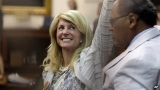 Filibustering Texas Senator Wendy Davis runs for governor 47094