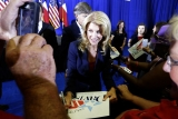 Texas state Sen. Wendy Davis announces campaign for governor 47097