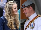 Prince Harry hopes to marry his 24-year-old bohemian girlfriend, Cressida Bonas, next year, friends say 47123