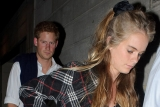 Prince Harry and Cressida Bonas step things up a notch on second date this week 47128