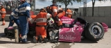 Franchitti and fans hurt in Houston 47147
