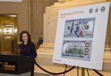 U.S. Fed ships new $100 bills with anti-counterfeit features 47190