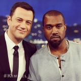 Kanye West Faces Off With Jimmy Kimmel - Did They Bury the Hatchet? 47239