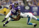 Adrian Peterson says he prayed for the strength to get through Sunday's Vikings game two days after death of son 47282